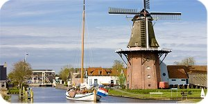 Trouwen in Friesland
